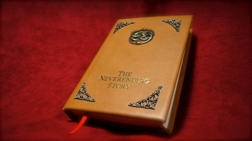 Neverending Story Leatherbound Book 1