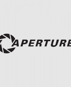 Aperture Decal