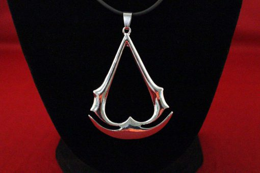 Assassins Creed Necklace - Insignia / Symbol / Mark Pendant