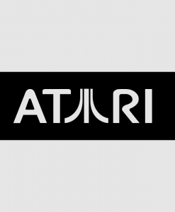 Atari Full Decal