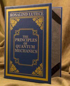 BioShock Infinite Principles of Quantum Mechanics eReader / Kindle / iPad / Tablet Cover