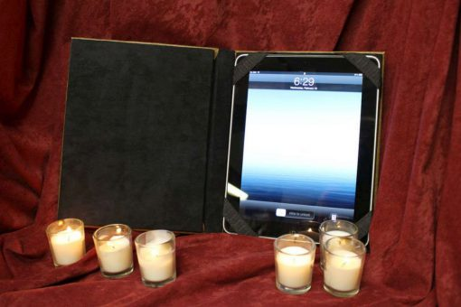 Tom Riddle's Diary Book Replica - eReader / Kindle / iPad / Tablet Cover / Journal (Inspired by Harry Potter)