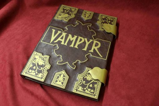 Buffy Vampyr Slayer Handbook - iPad / eReader Cover