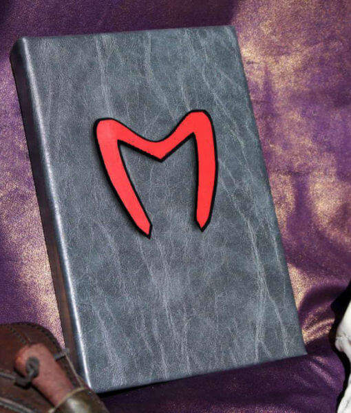 Codex Umbra Don't Starve Maxwell's Shadow Book Replica eReader / Kindle / iPad / Tablet Cover / Journal