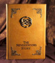 The Neverending Story Book Replica – Custom iPad / Tablet / eReader / Kindle Cover (Inspired by The Neverending Story) 2