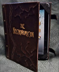 Necronomicon HP Lovecraft iPad / Tablet / eReader / Kindle Cover