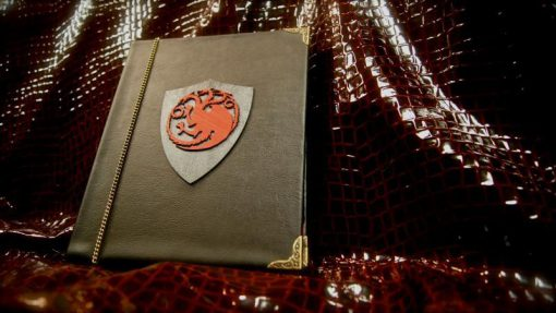 House Targaryen Cover - Game of Thrones eReader / iPad / Tablet Cover