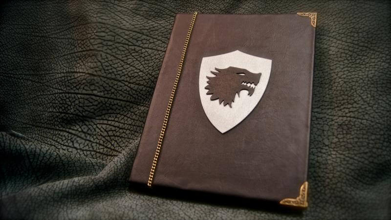 House Stark Cover Game Of Thrones Ereader Ipad