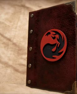 Magic The Gathering MTG Red Mountain iPad / Tablet / Kindle / eReader Cover