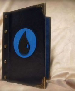 Magic The Gathering MTG Blue Island iPad / Tablet / Kindle / eReader cover