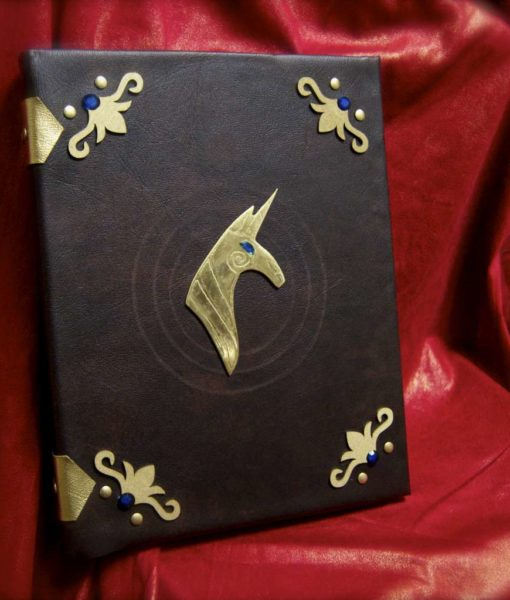 Elements of Harmony Book - My Little Pony iPad / eReader / Tablet / Kindle Cover