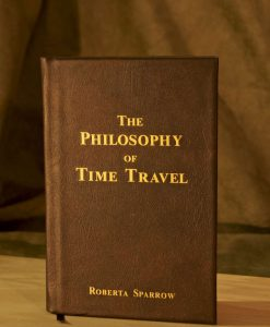 Philosophy of Time Travel iPad / Tablet / Kindle / eReader Cover