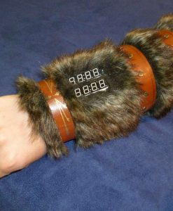 Role Playing Dice Gauntlet - Fur Style