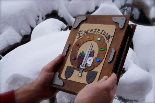 Adventure Time Enchiridion eReader / Kindle / iPad / Tablet Cover