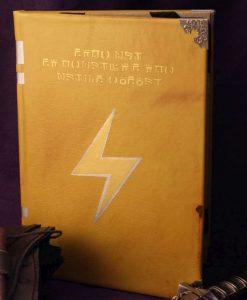 Fire Emblem Super Smash Bros SSB Thunder Tome Book / Kindle / iPad / Tablet Cover / Journal