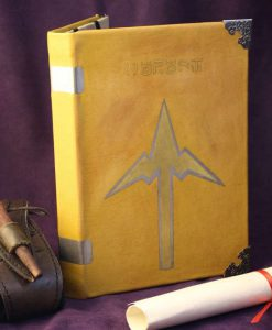 Fire Emblem Thoron Thunder Tome Book / Kindle / iPad / Tablet Cover / Journal