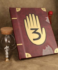 Gravity Falls Book Kindle Ipad Tablet Cover