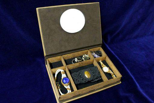 Gravity Falls Journal 3 Replica Jewelry Box - Hollow Book Replica