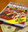 Gray's Sports Almanac Back to the Future Replica / Kindle / iPad / Tablet Cover / Journal 3