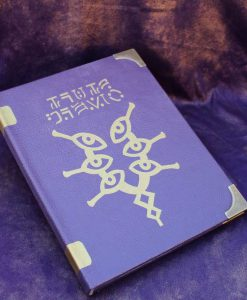 Grima's Truth Tome Book Replica / Kindle / iPad / Tablet Cover / Journal (Inspired by Fire Emblem)