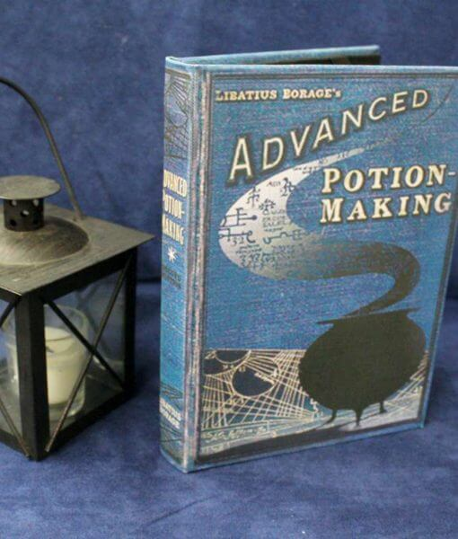 Advanced Potion Making Book Replica - Custom iPad / Tablet / eReader / Kindle Cover / Sketchbook (Inspired by Harry Potter)