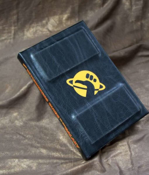 Hitchhiker's Guide to the Galaxy iPad / Tablet / Kindle / eReader Cover
