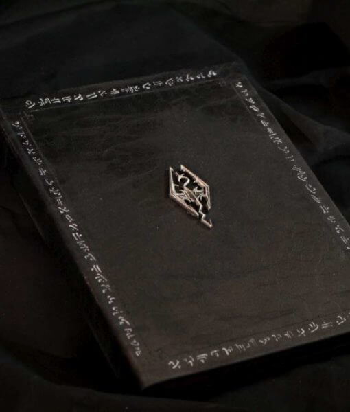 Book of the Dragonborn / Dovahkiin Skyrim Tablet Cover
