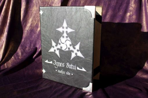Kingdom Hearts Lexicon Zexion's Book of Retribution eReader / Kindle / iPad / Tablet Cover / Journal