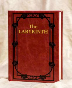 Labyrinth Sarah's Book Jewelry Box Replica - Hollow Book Replica