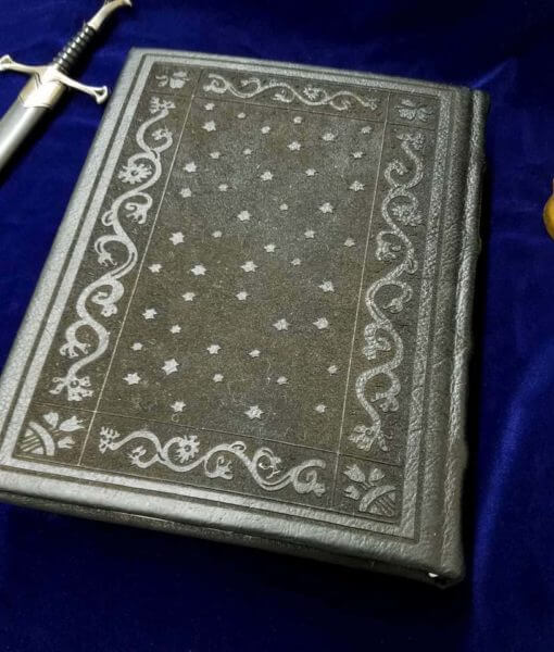 Legends of the Long Night - Book Replica Game of Thrones Inspired