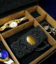 Lord of the Rings Jewelry Box Replica – Red Book of Westmarch 4