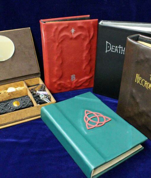 Lord of the Rings Jewelry Box Replica - Red Book of Westmarch