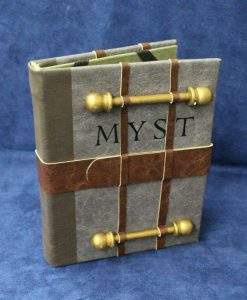 Myst Linking Book of D'ni iPad / Tablet / eReader / Kindle Cover
