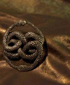 Neverending Story Large Bronze Auryn