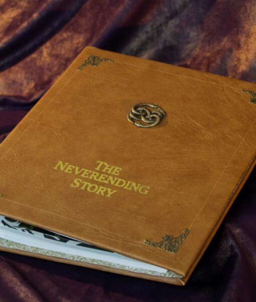 Neverending Story Photo Album / Guest Book / Wedding Registry