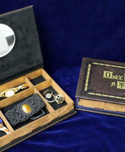 Once Upon A Time Jewelry Box Replica - Hollow Book Box Replica (Copy)