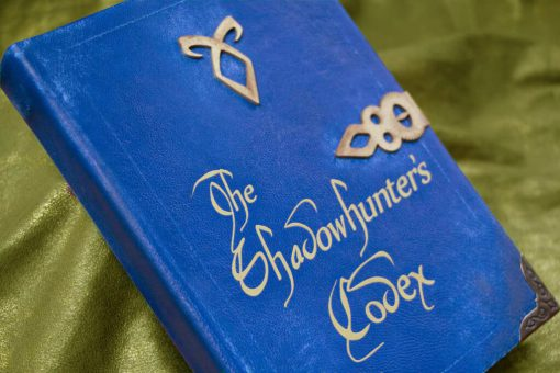 Shadowhunters Codex eReader / Kindle / iPad / Tablet Cover