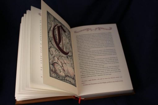 La Historia Interminable Libro de Cuero - Spanish Leatherbound Book Prop Replica (Inspired by The Neverending Story)
