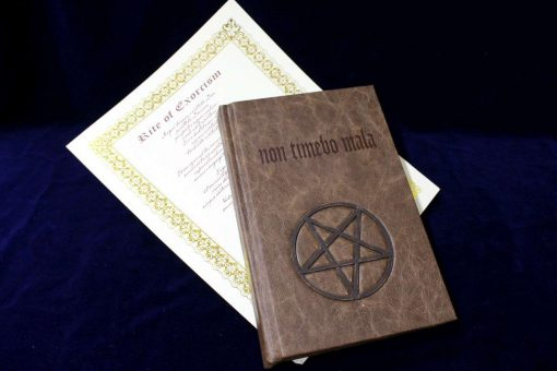 Samuel Colt Journal Replica - Kindle / iPad / Tablet Cover (Inspired by Supernatural)