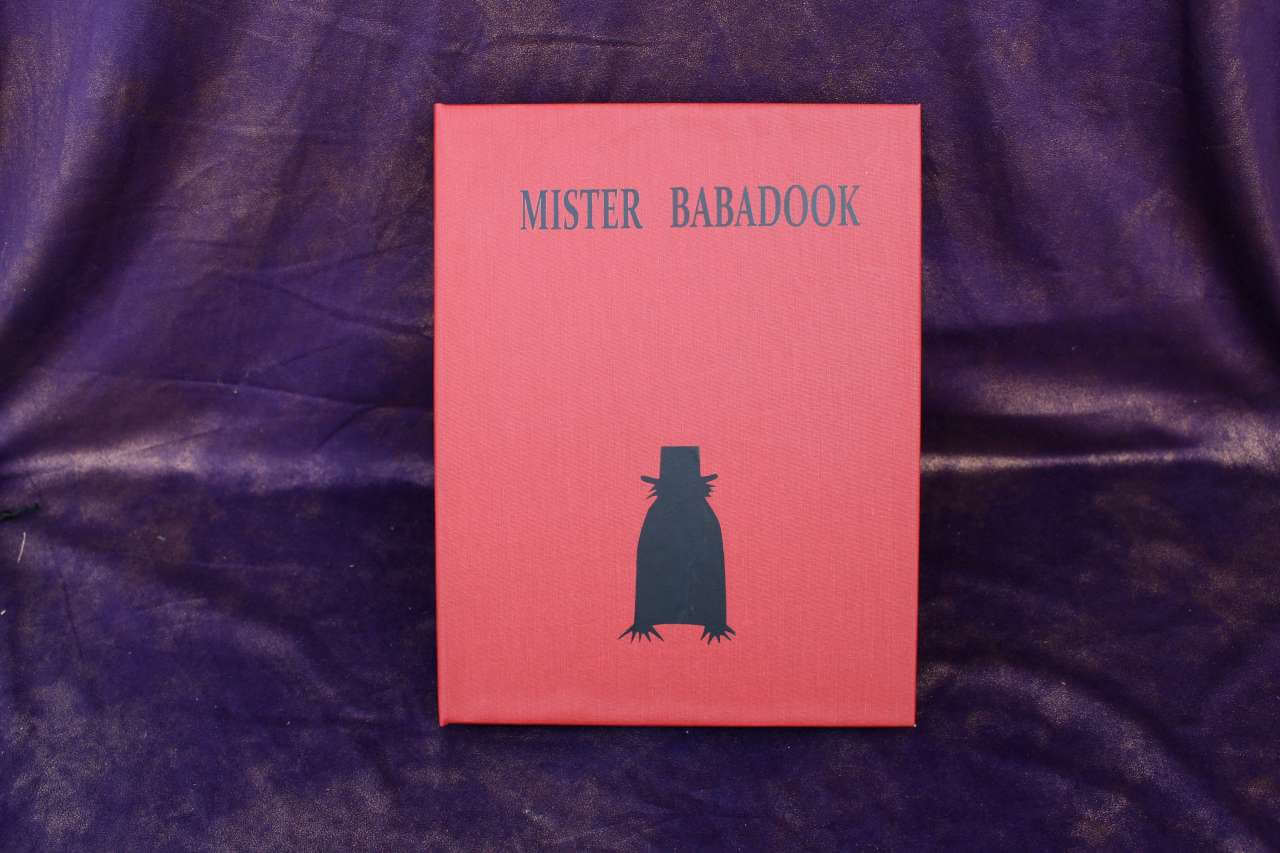 Mister babadook horror book replica ereader kindle ipad tablet mister babadook horror book replica ereader kindle ipad tablet cover journal ccuart Choice Image