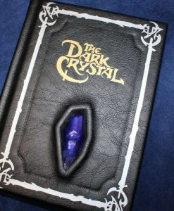 The Dark Crystal Book Replica - eReader / Kindle / iPad / Tablet Cover / Journal (Inspired by Jim Henson the Dark Crystal)