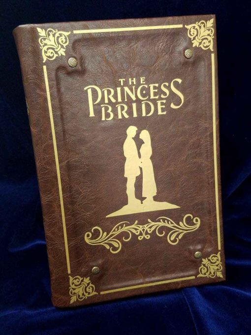 Labyrinth, The Princess Bride & The Neverending Story - Special Collector's Edition Leatherbound Book Set