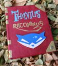 Thievius Raccoonus Sly Cooper Book Replica eReader / Kindle / iPad / Tablet Cover / Journal 6