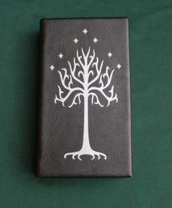 White Tree of Gondor Book - Kindle / iPad / eReader / Tablet Cover (Inspired by Lord of the Rings)