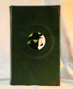 Wicked Grimmerie Elphaba's Book eReader / Kindle / iPad / Tablet Cover / Journal