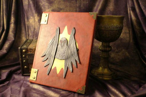 The Book of Medivh WarCraft Replica / Kindle / iPad / Tablet Cover / Journal