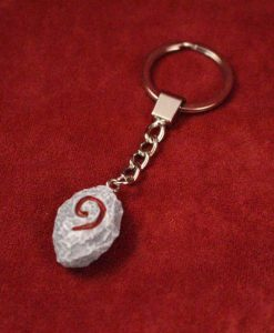 World of WarCraft Inspired Hearthstone Keychain