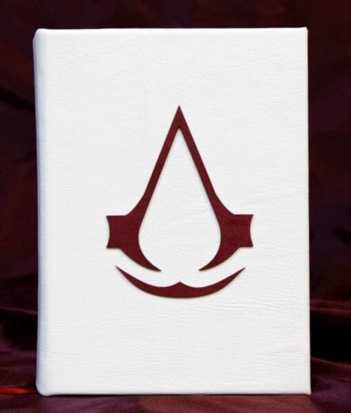 Assassin's Creed eReader / Kindle / iPad / Tablet Cover / Journal