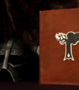 Skyrim Alteration Tome Replica iPad / Tablet / Kindle / eReader Cover 3