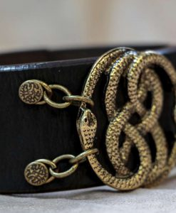 Neverending Story Auryn Bracelet Leather Cuff